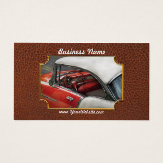 Car - Classic 50's Business Card
