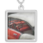 Car - Classic 50's Personalized Necklace