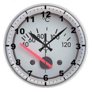 """""""Car clock"""" design wall clocks"""