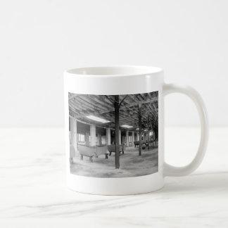 Car Company Factory 1920s Coffee Mug
