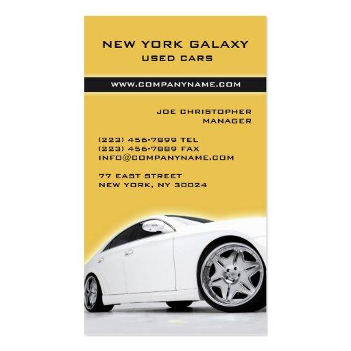 Dealer business cards standard size page7 bizcardstudio car dealer insurance business card reheart Choice Image