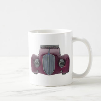 car Delahay Frt02 Classic White Coffee Mug