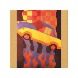 Car design canvas