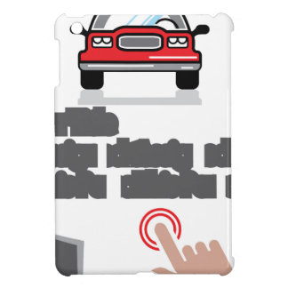 Car Document Click Sign iPad Mini Covers
