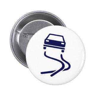Car drift 2 inch round button