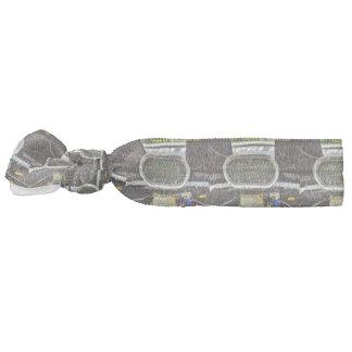 Car engine hair tie