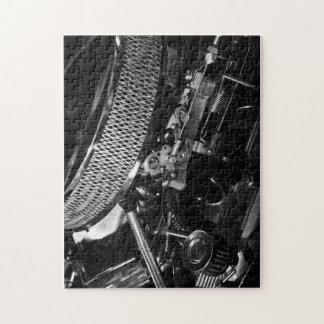 Car Engine Puzzle/Jigsaw Puzzle