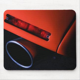 Car Exhaust Mousepad
