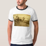Car Ferry at Dock, Grand Haven, Michigan T Shirts