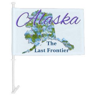 Car Flag - ALASKA