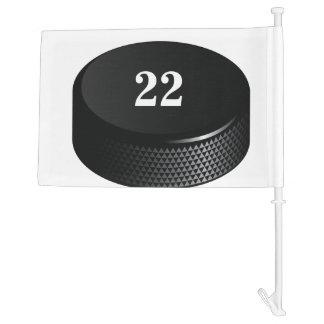 Car Flag - Ice hockey