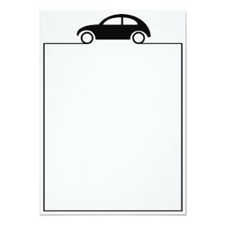Car form card