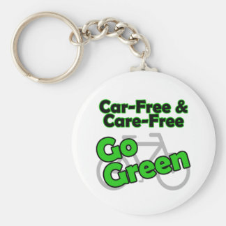 car free & care free keychain