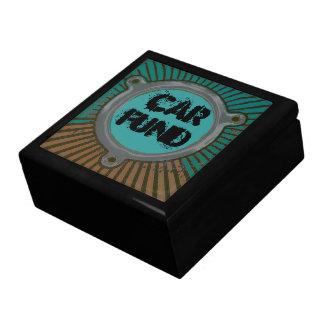 Car Fund Gasket Box -