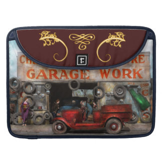 Car - Garage - Cherokee Parts Store - 1936 MacBook Pro Sleeve