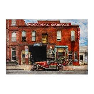 Car - Garage - Misfit Garage 1922 Acrylic Print