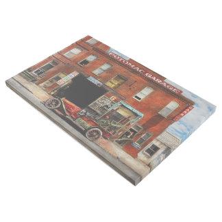Car - Garage - Misfit Garage 1922 Gallery Wrap