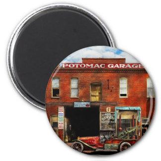 Car - Garage - Misfit Garage 1922 Magnet