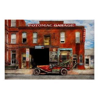 Car - Garage - Misfit Garage 1922 Poster