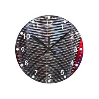 Car Gill Round Clocks