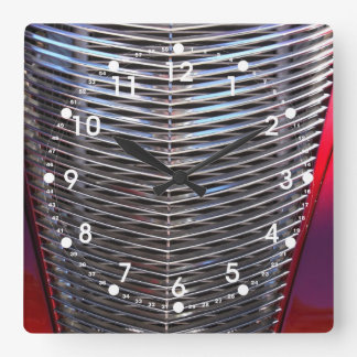 Car Gill Clock