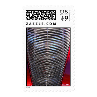 Car Gill Postage Stamps