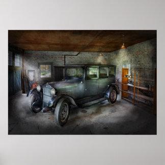 Car - Granpa s Garage Posters