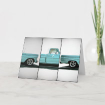 Car Greeting Cards