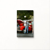 Car - Guys and cars Light Switch Covers