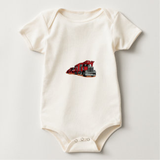 Car Hauler Baby Bodysuit
