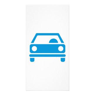 Car icon card
