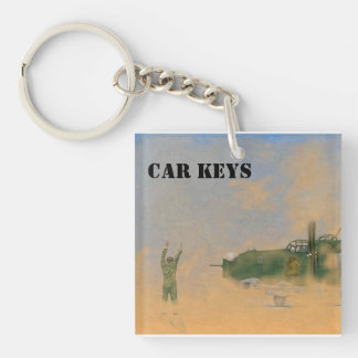 Car Keys key chain