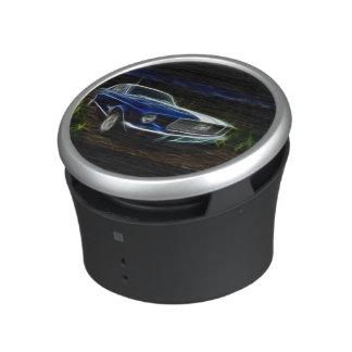 Car lightning speaker