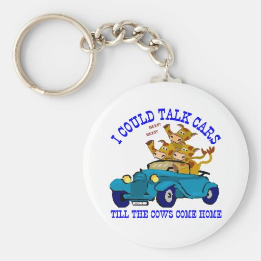Car Lovers Gifts Key Chains