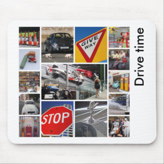 Car-lover's mousemat mouse pad