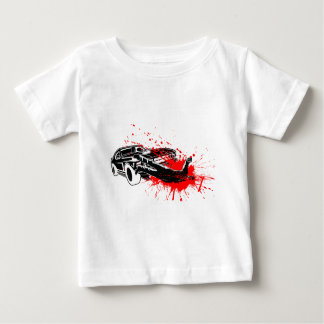 Car-Mageddon - Road Rage, GTA, gamer, video game Baby T-Shirt