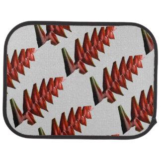 Car Mats - Lobster Claw
