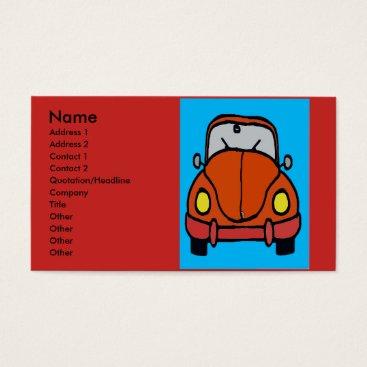 Professional Business Car Mechanic , Add Text Business Card