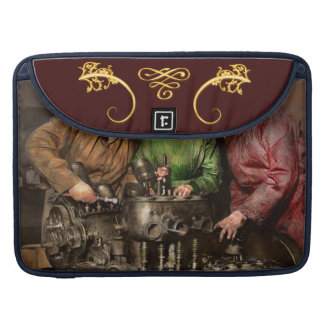 Car Mechanic - In a mothers care 1900 Sleeves For MacBook Pro