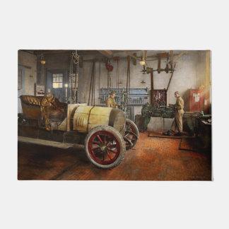 Car Mechanic - The overhaul 1915 Doormat