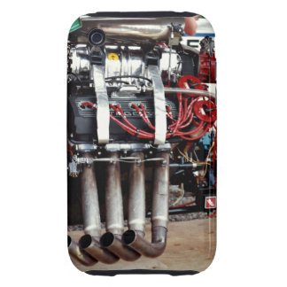 Car Motor From The Cajun National's Tough iPhone 3 Cases
