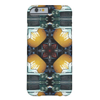 Car Parts Collage Barely There iPhone 6 Case