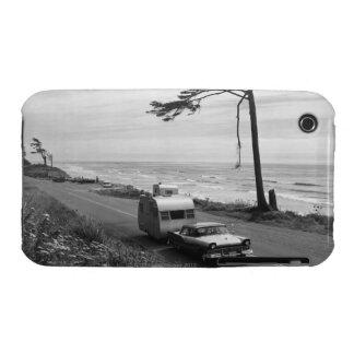 Car Pulling Trailer iPhone 3 Case-Mate Case