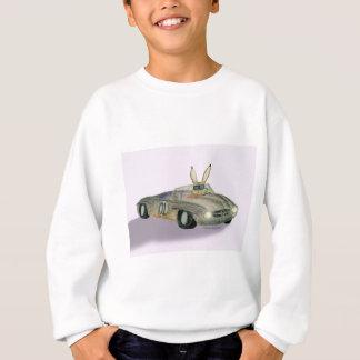 Car Racing Rabbit Sweatshirt