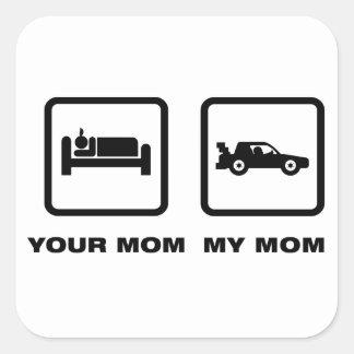 Car Racing Stickers