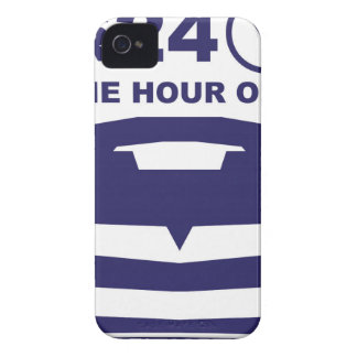 Car rentals by the hour or day 24-7 iPhone 4 case