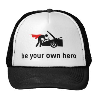 Car Repair Hero Trucker Hat