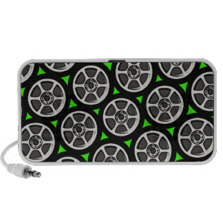 Car Rim & Tire Mini Speaker