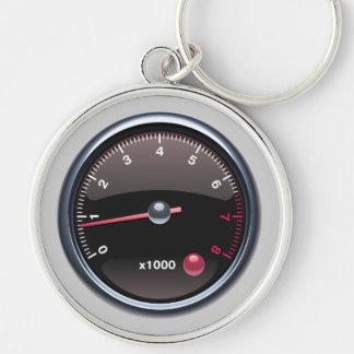 Car rPM Meter Keychain