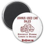 Car Sales Fridge Magnets